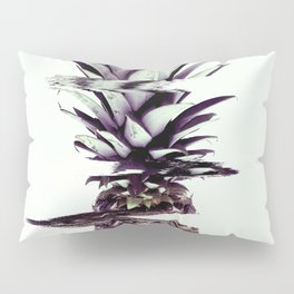 Glitched Pineapple Pillow Sham