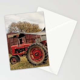 Down on the Farm Stationery Cards