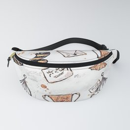 Potter Things Fanny Pack