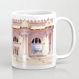 Metropolitan Museum of Art Coffee Mug