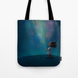 Wish Jar Tote Bag