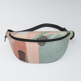 Moroccan Pool Fanny Pack