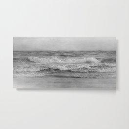 Photo 34 sea ocean waves Metal Print