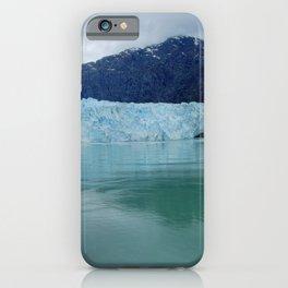 Alaska Blue Iceberg Pristine Wilderness iPhone Case