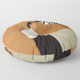 Backbone Floor Pillow