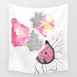 Scandi Micron Art Design | 170412 Telomere Healing 23 Wall Tapestry