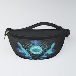 Virtual Reality Check Fanny Pack