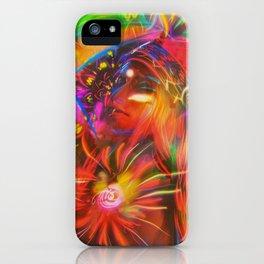 Neon Indian iPhone Case