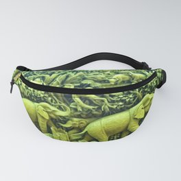 Elephant Kingdom Fanny Pack