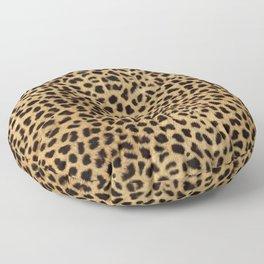 Cheetah Print Floor Pillow