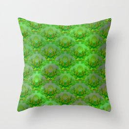 Deco by little blossoms ... Throw Pillow