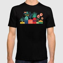 Plant mania T-shirt