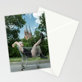Legs Work Stationery Cards