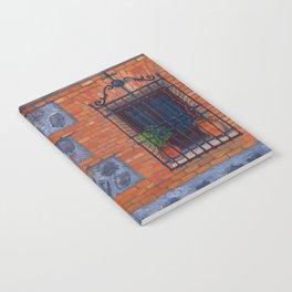 Toledo window Notebook