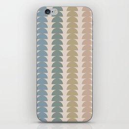 Maude Pattern- Vintage Multicolor iPhone Skin