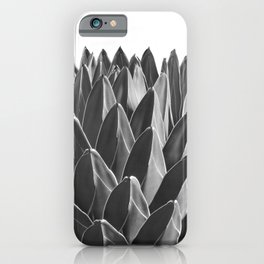 Agave Chic #2 #succulent #decor #art #society6 iPhone Case
