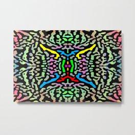 Colorandblack series 1539 Metal Print