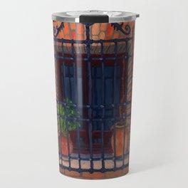Toledo window Travel Mug