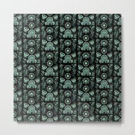 Ernst Haeckel Ascomycetes Sac Fungi Metal Print