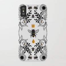 Queen Bee iPhone X Slim Case