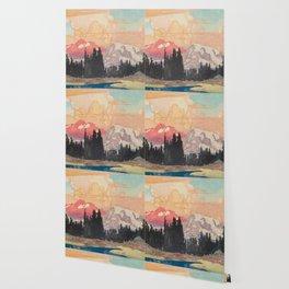Storms over Keiisino Wallpaper