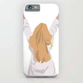 BLAME IT ON THE BOSSA NOVA - AINSLEY HAYES iPhone Case