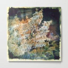 Vintage Bouquet Metal Print