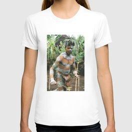 Papua New Guinea Villager T-shirt