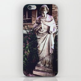 St. Anthony's Garden iPhone Skin