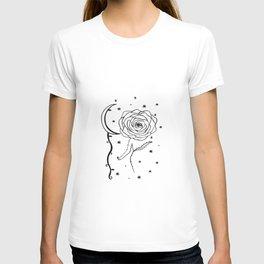 Rose Moon T-shirt