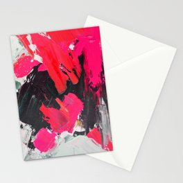Hot Pink Franz Stationery Cards