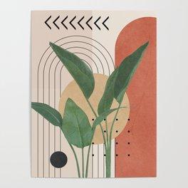 Nature Geometry V Poster