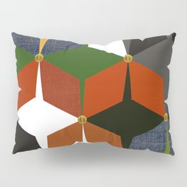 KALEIDOSCOPE 06 #HARLEQUIN Pillow Sham