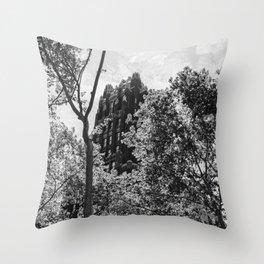 Bryant Park IV Throw Pillow