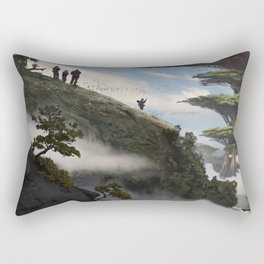 L'arbre Rectangular Pillow