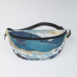 Valley Sunrise Fanny Pack