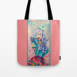 Margical Girl Tote Bag