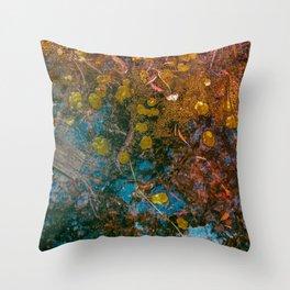 Nature Galaxy  Throw Pillow