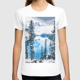 Canada, Moraine Lake T-shirt