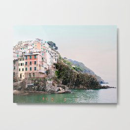 My Summer in Italy, Travel Photography Metal Print