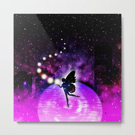 Fairy Dust Metal Print