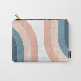 70s Rainbow Carry-All Pouch