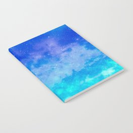 Sweet Blue Dreams Notebook