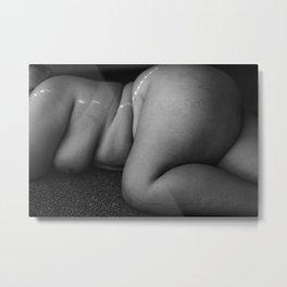 FIGURE // 39 Metal Print