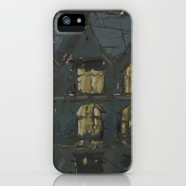 EVENING PETERSBURG iPhone Case