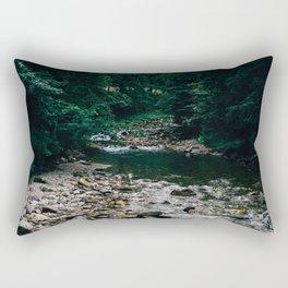 Blue River Rectangular Pillow