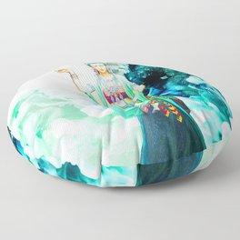 The Goddess of Mercy Floor Pillow