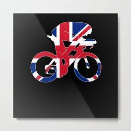 Tour de France, Tour France Paris, United Kingdom Metal Print