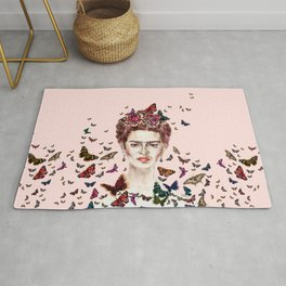Frida Kahlo - Mexico Rug