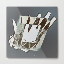 Abstractart 72 Metal Print